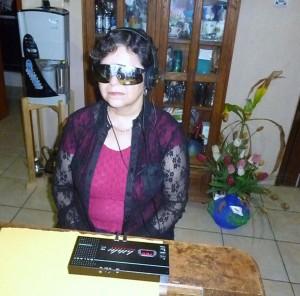 USO DEL MEGABRAIN PARA ESTIMULAR EL CEREBRO Y RELAJAR